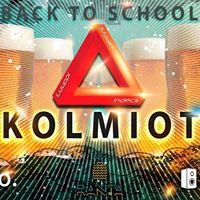 Back to School -Kolmiot