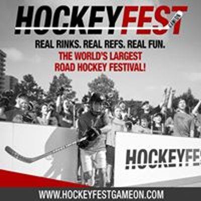 HockeyFest - Game On