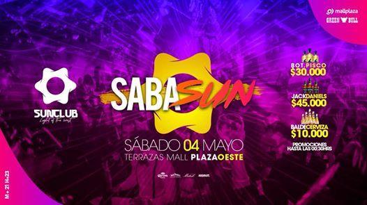 Sabasun Terraza Mall Plaza Oeste Sab 04 May At Plaza Oeste