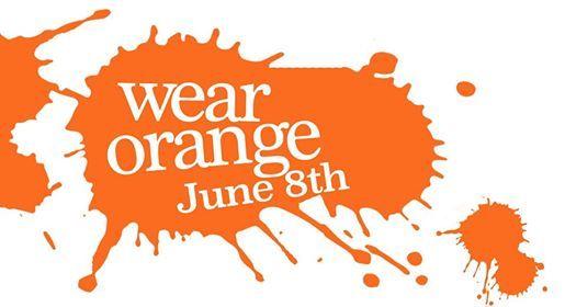 Little Rock Wear Orange Community Event