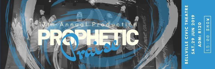Prophetic Praise Production  PPP19