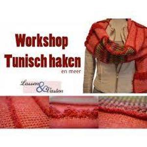 Workshop Tunisch Haken Gegeven Door Joke Ten Veldhuis At Geur En