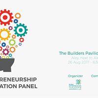 Entrepreneurship &amp Innovation Panel