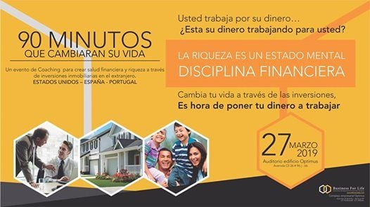 Coaching Financiero En VIVO