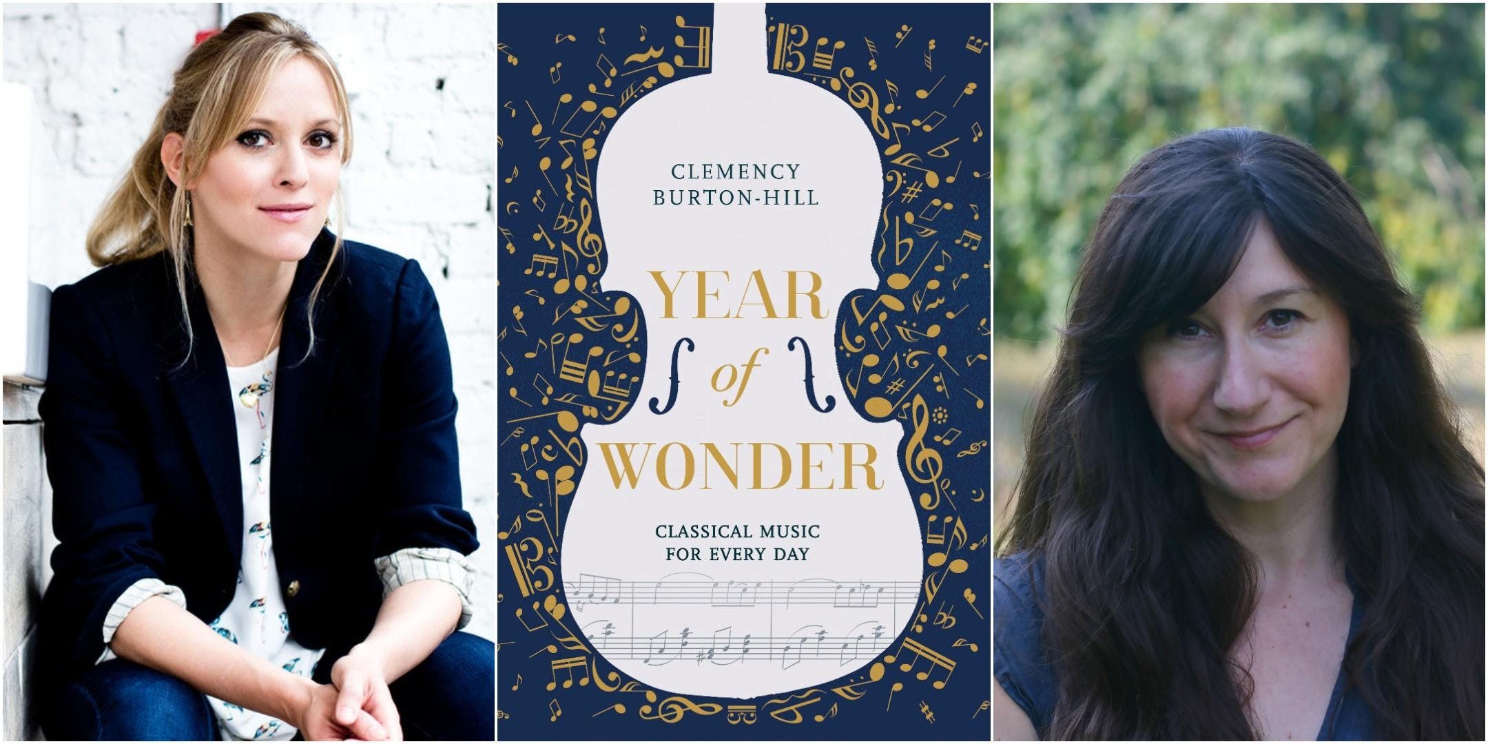 Event 21 Year of Wonder with Clemency Burton-Hill