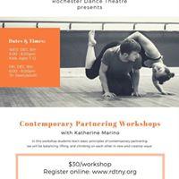 Contemporary Partnering Workshops