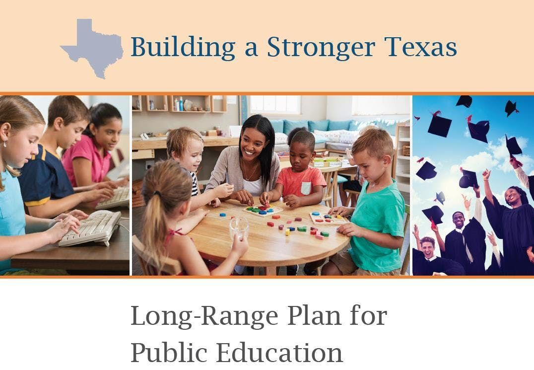 Learning Roundtable Building a Stronger Texas