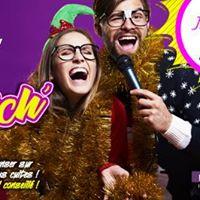 Jeudi 21 Sept.  La Kitch  Le Purple
