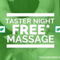 Taster Night (New Leaf Fitness &amp Wellbeing)