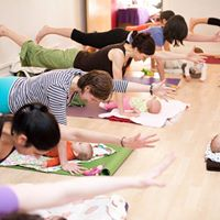 Mommy &amp Baby Yoga with Mariko Crafton