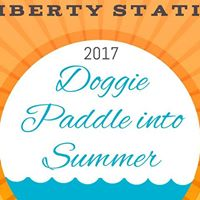 Doggie Paddle into Summer Event