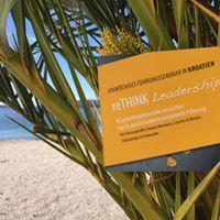 ReTHINK Leadership - Einwchiges Fhrungsseminar in Kroatien