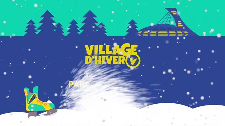 Week-end douverture du Village dhiver V