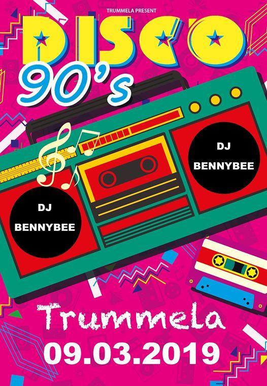 90s Disco Trummela Helmbrechts mit DJ BennyBee