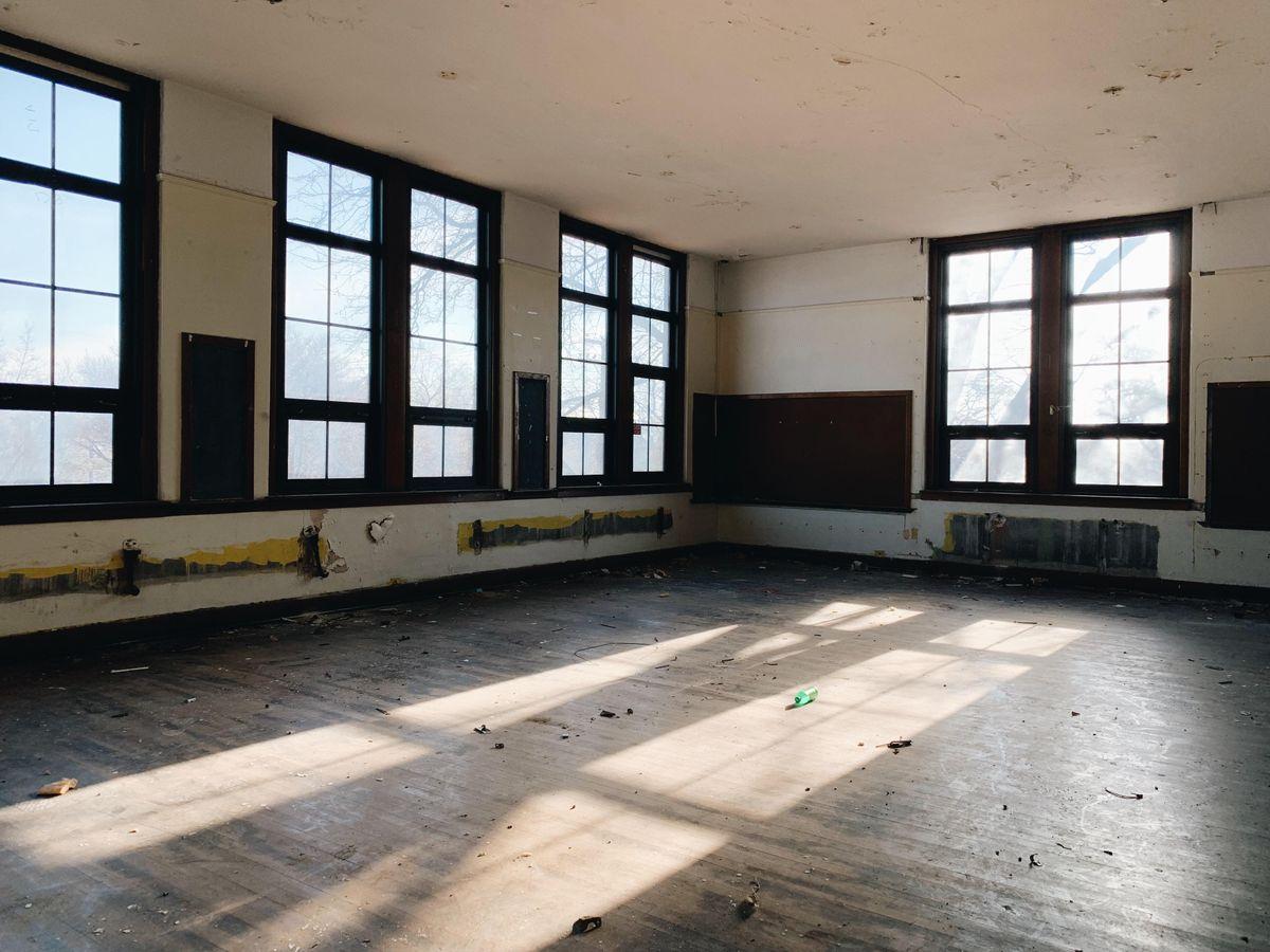 Detroit Prep Crew Tours of Joyce Building