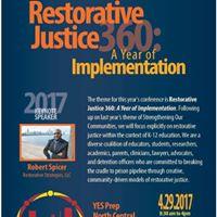 Restorative Justice 360 Conference