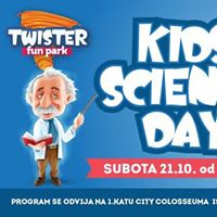 Twister Kids Science Day