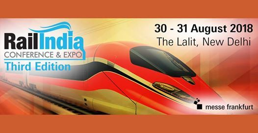 RAIL INDIA Conference 2018