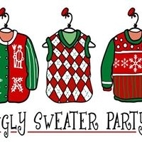 Just Move Social - Ugly Sweater Party