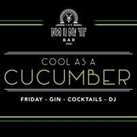 Cool As A Cucumber Fridays