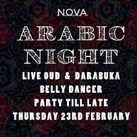 Arabic Night at NOVA