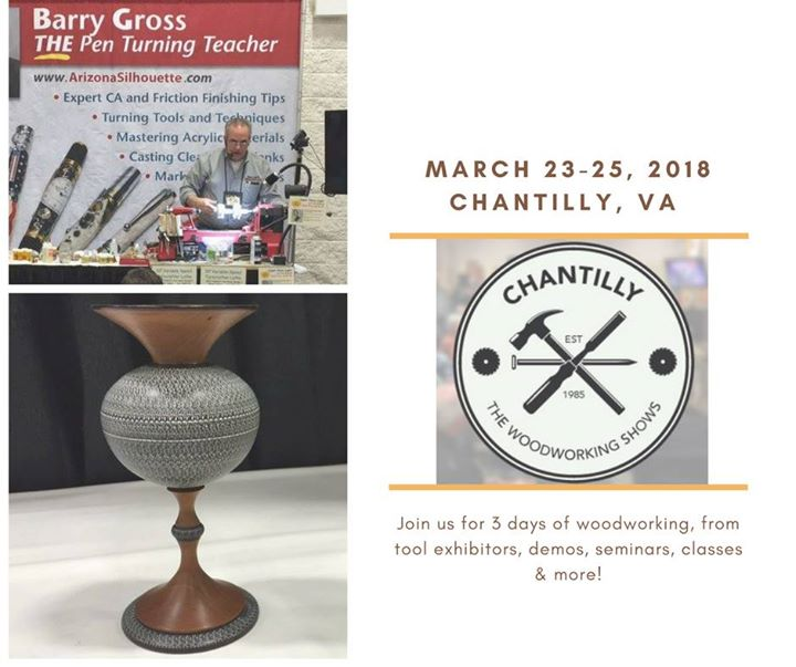 Chantilly Woodworking Show At Dulles Expo Center Chantilly