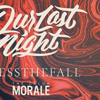 11.10. Our Last Night BlessTheFall The Color Morale - Orto Bar