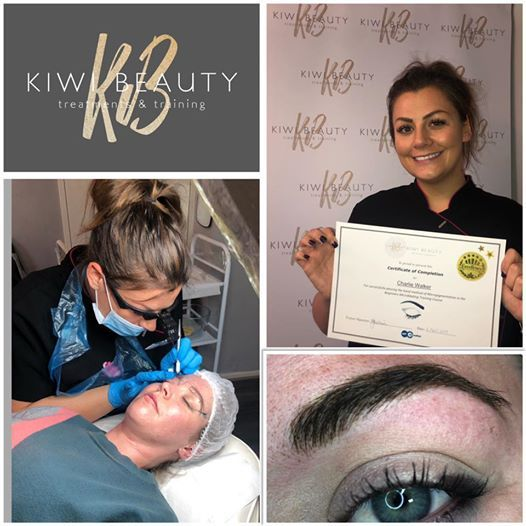 Beginners Microblading Course at Kiwi Beauty - Treatments