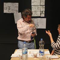 Comics selber zeichnen - Workshop mit 123Comics