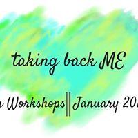 Taking back ME teen workshops