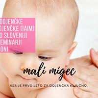 Telovadba za dojenke v Hrastniku MCH