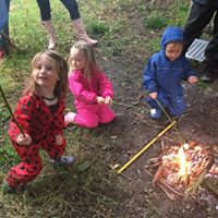 Little Acorns Forest School Autumn Tetrm