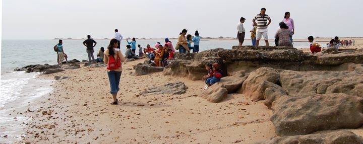 Marine Camp - Beyt Dwarka