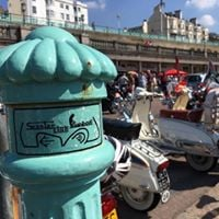 Basco-Normand Trip To Brighton Mods Weekender 2018