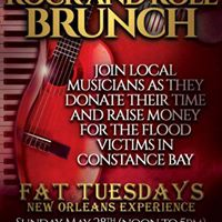 Rock and Roll Brunch for Constance Bay Flood Relief
