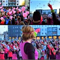 Tanz - Flashmob gegen Gewalt an Frauen und Mdchen