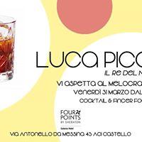 Aperitivo con Luca Picchi
