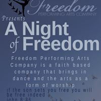 2nd Annual &quotA night of freedom&quot