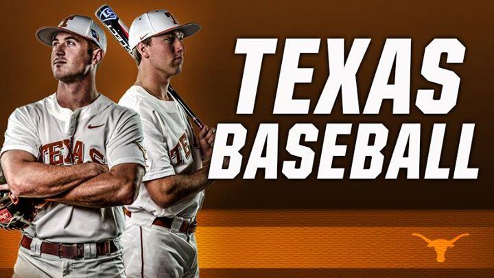 Texas Baseball vs McNeese State