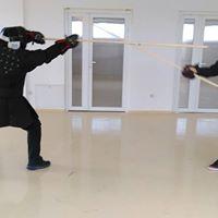 Antrenament de HEMA (Arte Martiale Istorice Europene)