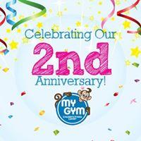 My Gym Brandon Anniversary Celebration