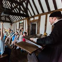 May half term fun at Shakespeares Schoolroom &amp Guildhall