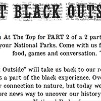 Get Black Outside