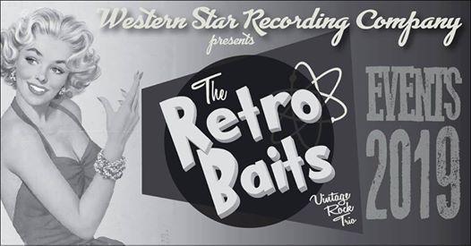 The Retrobaits - Live at Hallcross