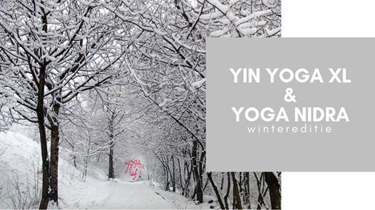 Yin Yoga XL & Yoga Nidra - wintereditie
