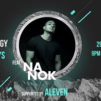 Electrology Saturdays feat. Nanok  Support Aleven