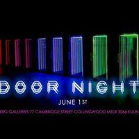 Door Night Art Exhibition &amp Film Launch
