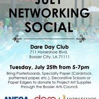 YPI July Networking Social