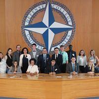 SFU Delegation to Carleton Model NATO 2018