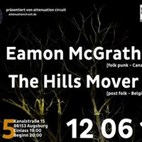 Eamon McGrath...The Hills Mover...live